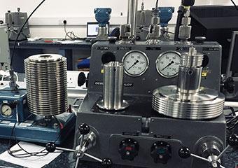 Chamois Meets New Calibration Lab Standards Chamois